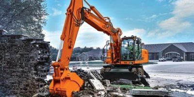 excavation-hydraulic